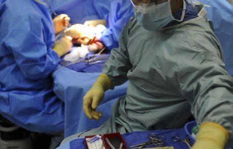 ניתוח לפרוסקופי לכריתת חלקית של כבד
